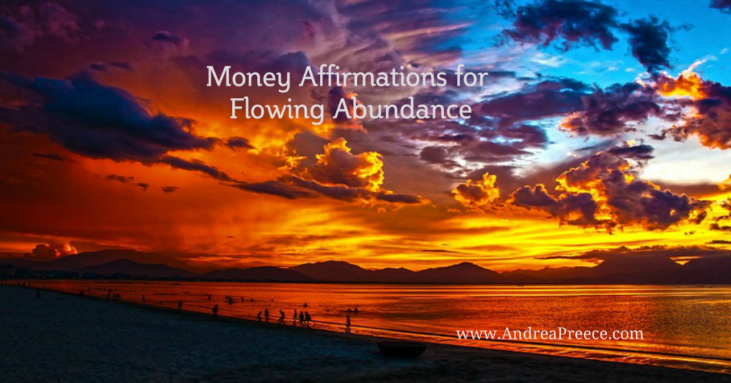 affirmations law of attraction and money